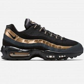 Nike Air Max 95 Premium (Black/Metallic