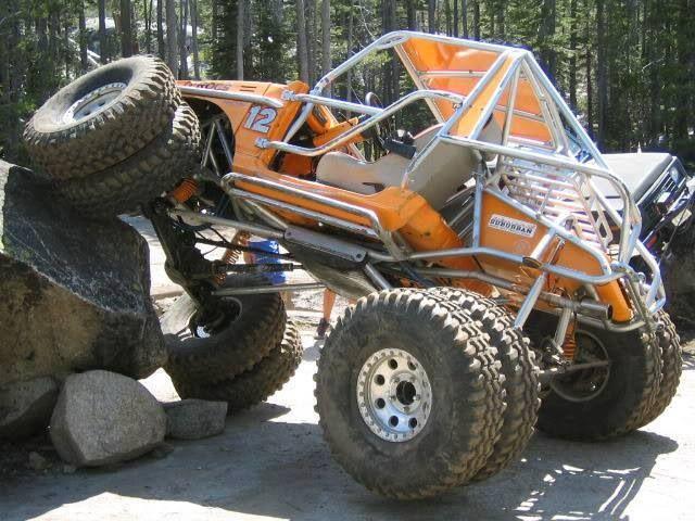 Suzuki Samari on duals, this is a Trail Tough Buggy | Radio ...