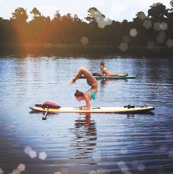 aec7c5a3ff9 nice sup scorpion | Get Fit For Surfing | Yoga, Paddle board yoga ...