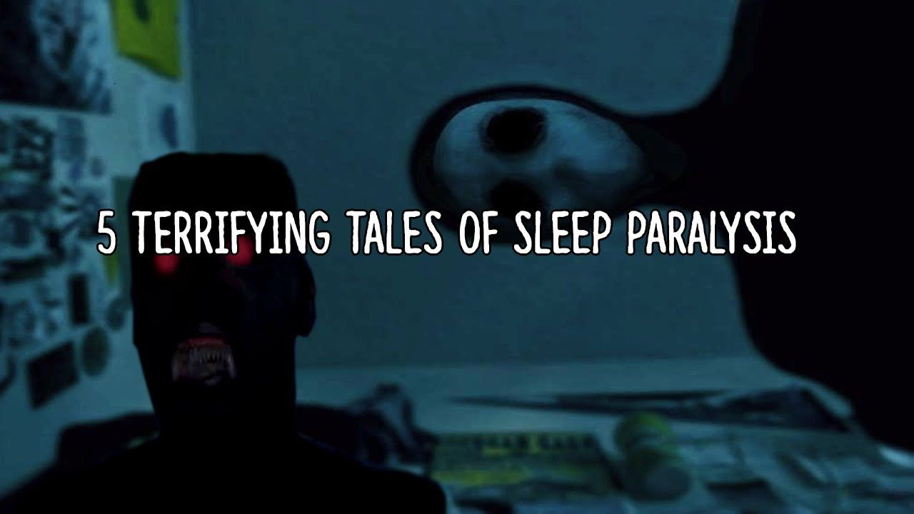 5 Most SCARY & Bizarre Tales of Sleep Paralysis! | The