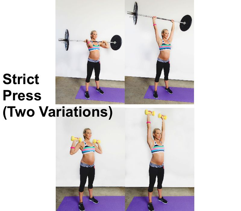 Kettlebell Exercises During Pregnancy: Crossfit & Other Workouts