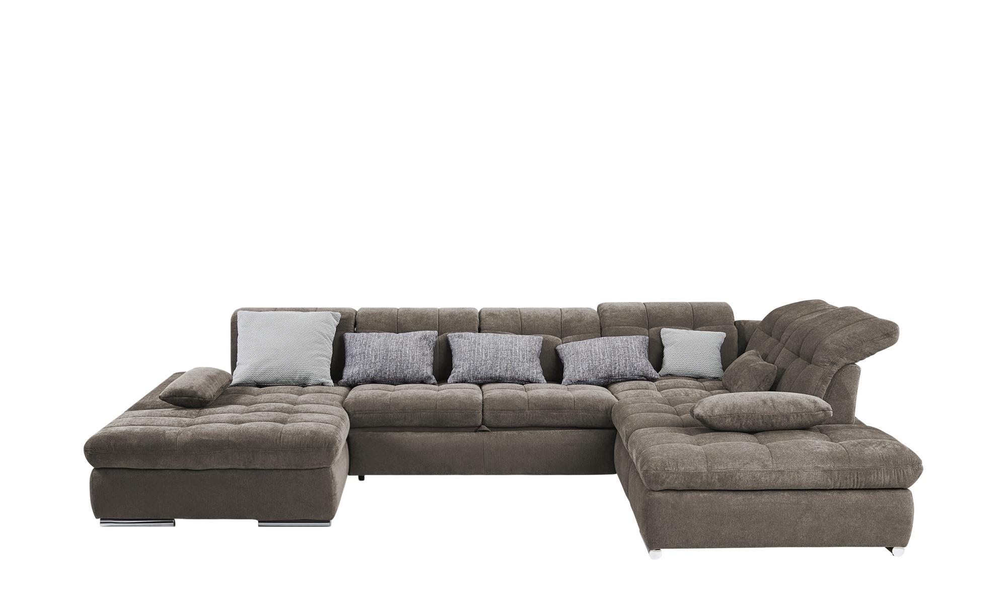 Wohnlandschaft La Palmabraunmaterialmix81 Cm Hoffner Jetzt Bestellen Unter Https Moebel Ladendirekt De Wohnzimmer Sofas Wohnlands Sectional Couch