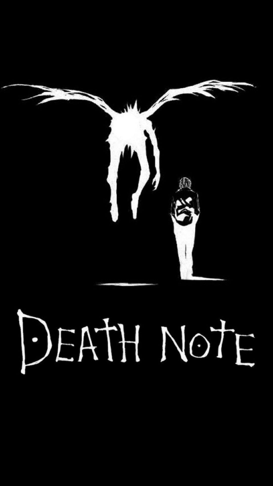 kunstplakate death note poster 01