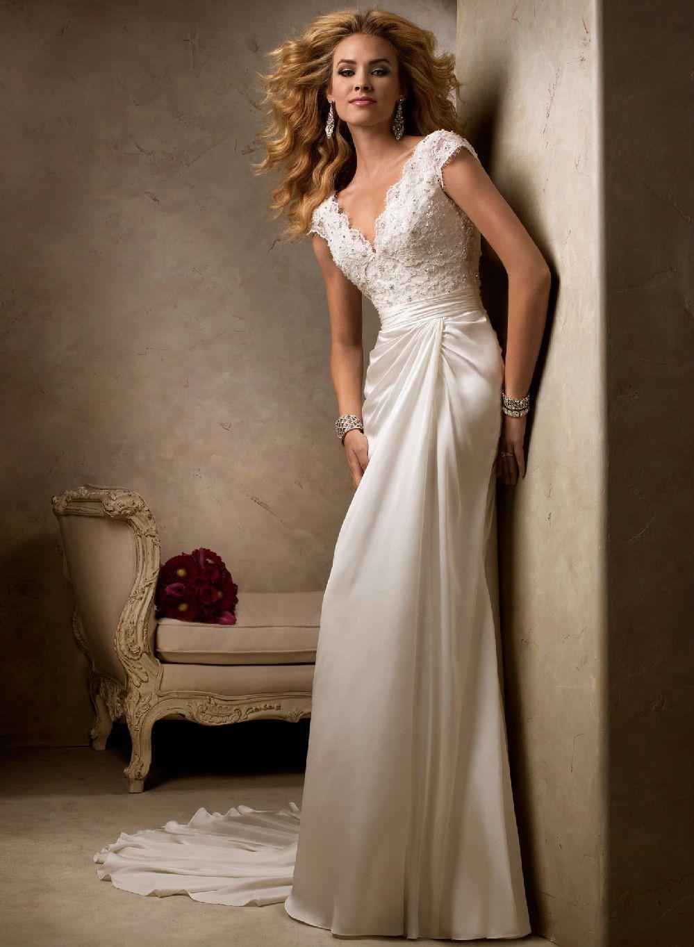 Simple Style Wedding Dresses