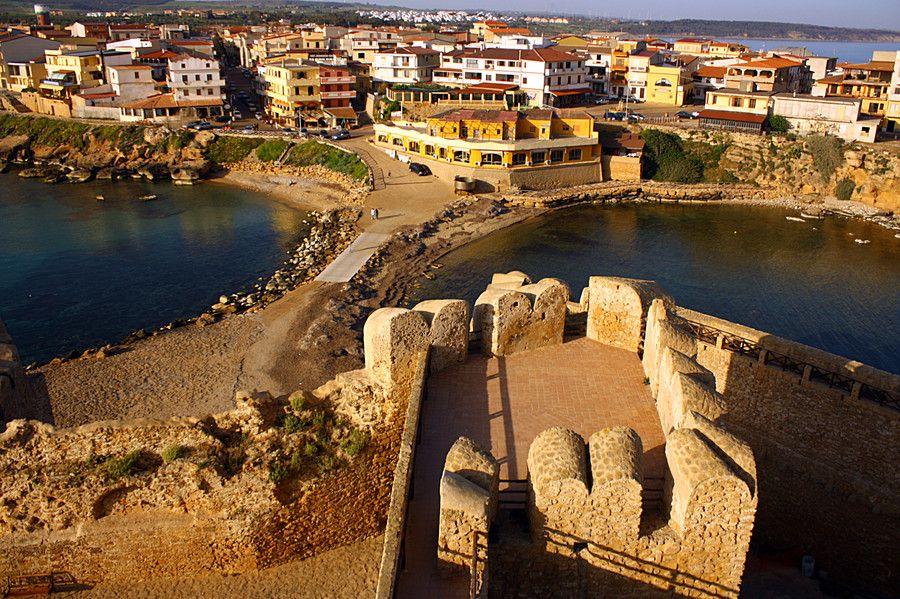 Le Castella Crotone Calabria TuscanyAgriturismoGiratola