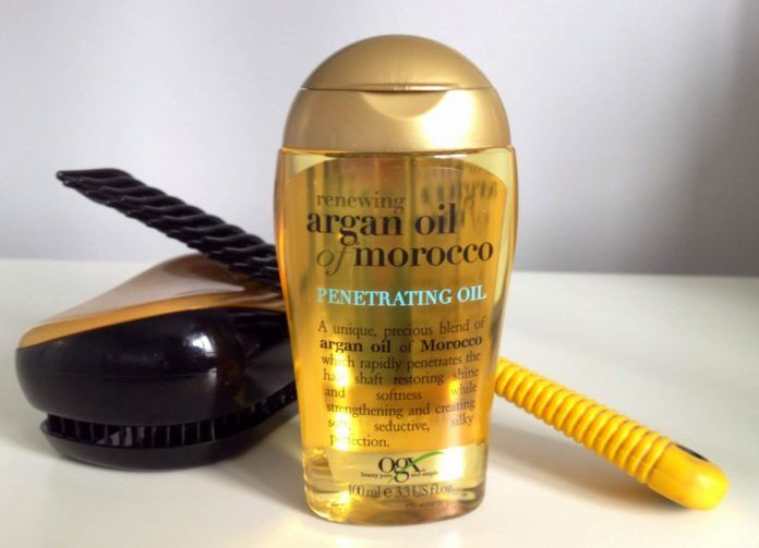 Best Argan Oil Products For Hair