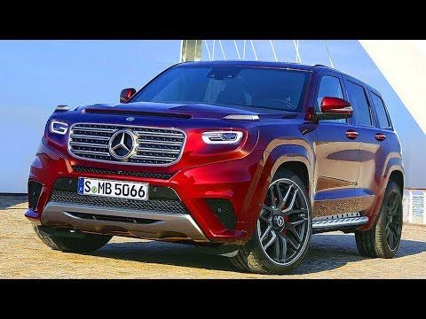 2020 Mercedes Glg Brutal Suv With Images Mercedes Jeep Suv