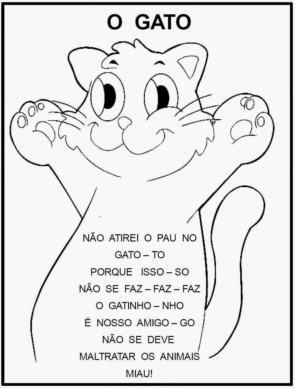 Musicas Infantis Ilustradas Com Imagens Parlendas Educacao