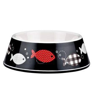 Whisker City Patterned Fish Cat Bowl Food Water Bowls Petsmart Cat Bowls Bowl Dog Bowls