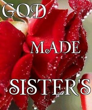 So glad he did!.....Love my sista!