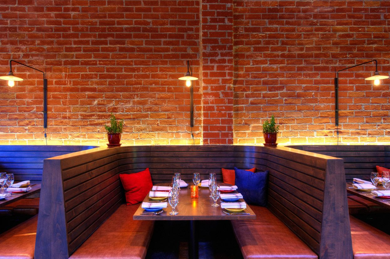 At Bow & Truss, aNorth Hollywood restaurant and lounge crafted ...