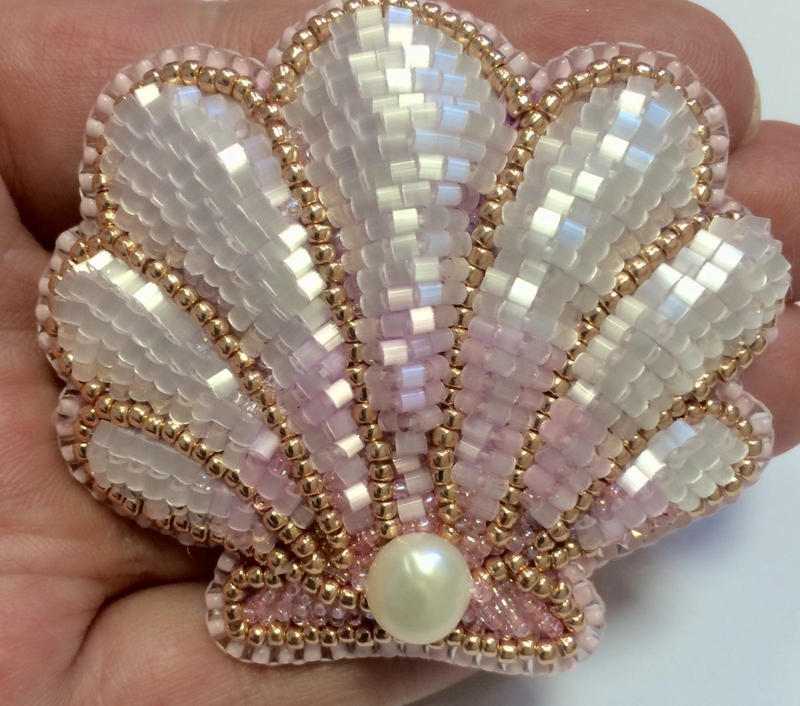 Brooch Beads: Biser.info - всё о бисере и бисерном