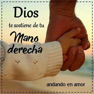 Buenos días Dios te bendiga