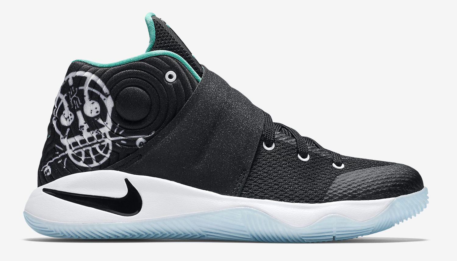 sneakers for cheap f06af 95fee Nike Kyrie 2 Skateboard   Sole Collector