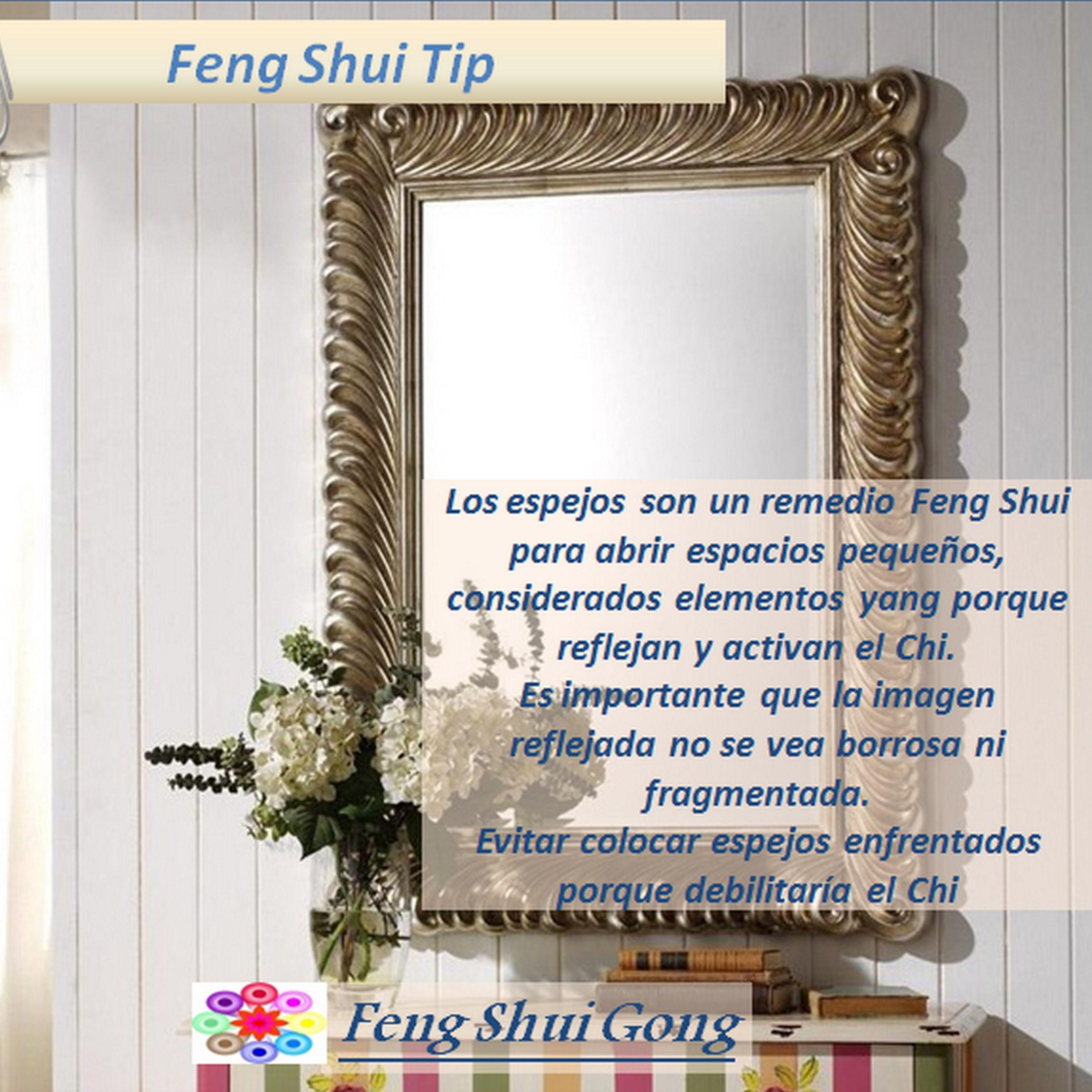 Consejo feng shui los espejos son un remedio muy - Los espejos en el feng shui ...