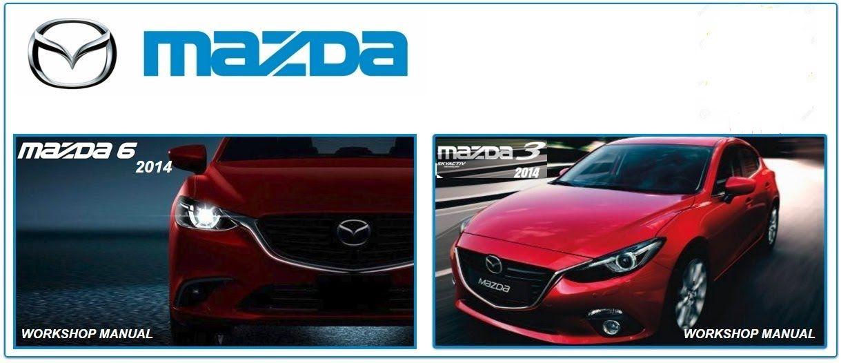 mazda 6 repair service manual workshop repair service manual rh pinterest com Mazda 6 2014 Interior Manual 2014 Mazda 6 Owner's Manual