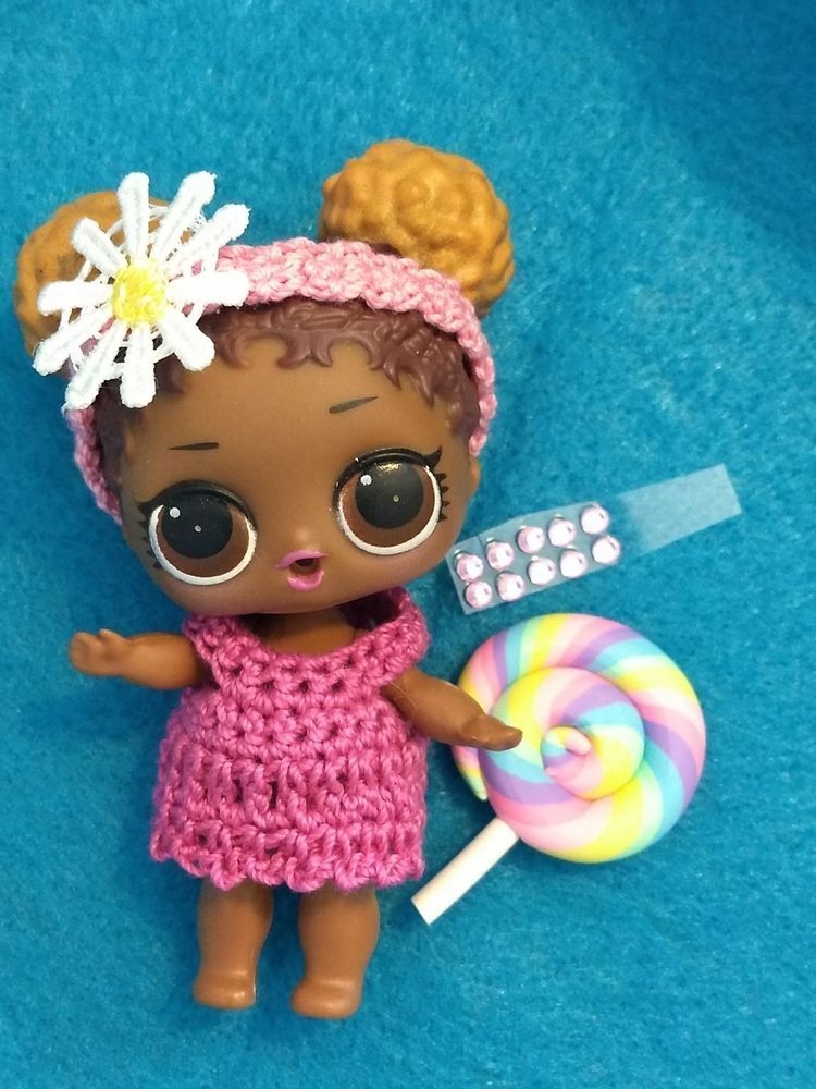 LOL Surprise Doll Big Sister Dress Clothes Accessory Girl Gift Toy