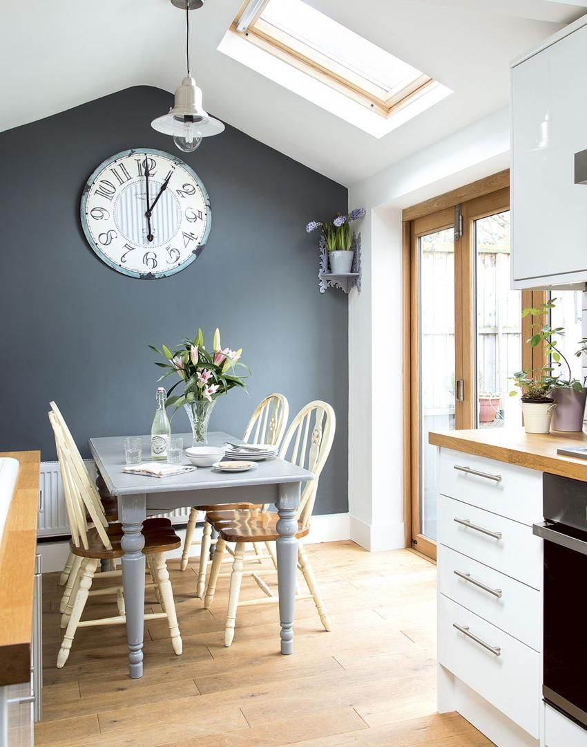 Love The Way Grey Paint Emphasises
