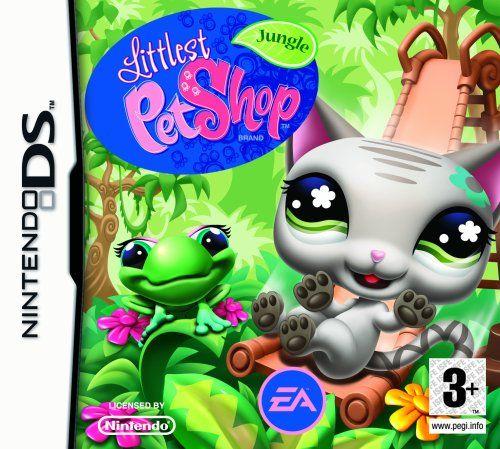 Littlest Pet Shop Jungle Nintendo Ds Nintendo Ds Littlest