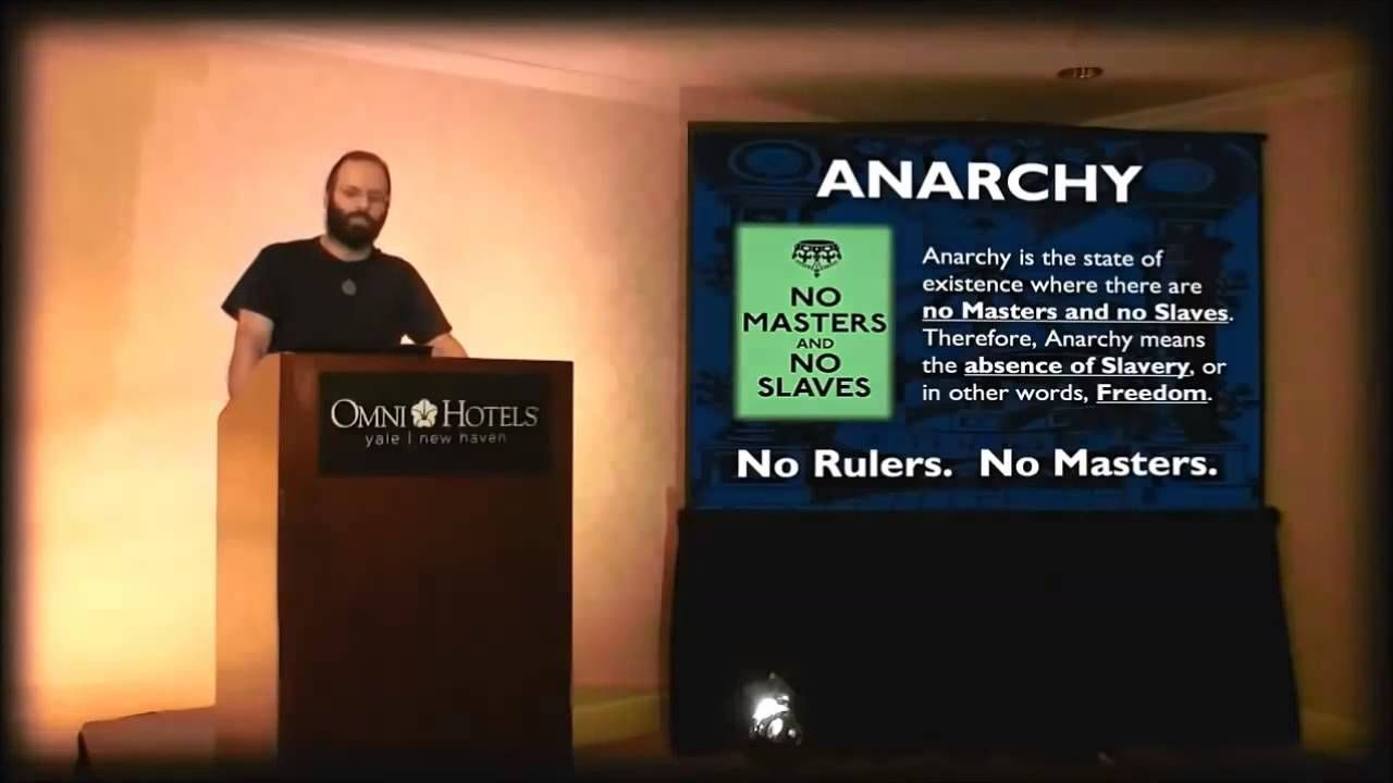 Mark Passio on Anarchy (Freedom)   Illumine   Anarchy