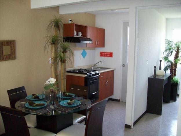 interiores de casas pequeñas de infonavit - Buscar con Google ...