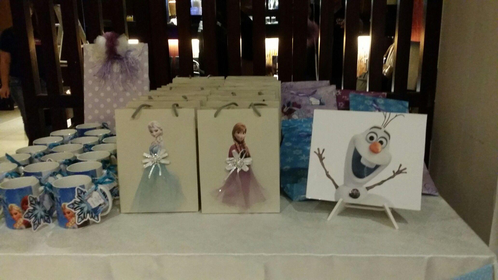 Frozen Souvenirs