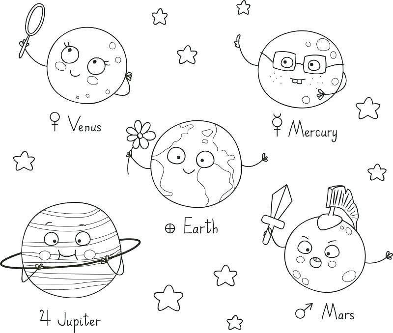 Coloring.rocks! Planet Coloring Pages, Solar System Coloring Pages,  Coloring Pages