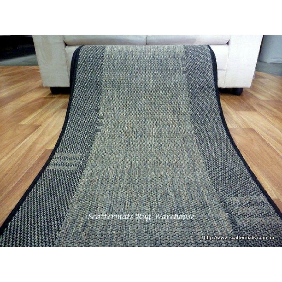 Offcut Carpet Runners Gest 503 J48 Grey
