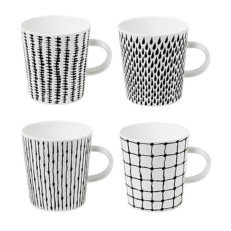 Catharina Kippel Bono Handle Mugs