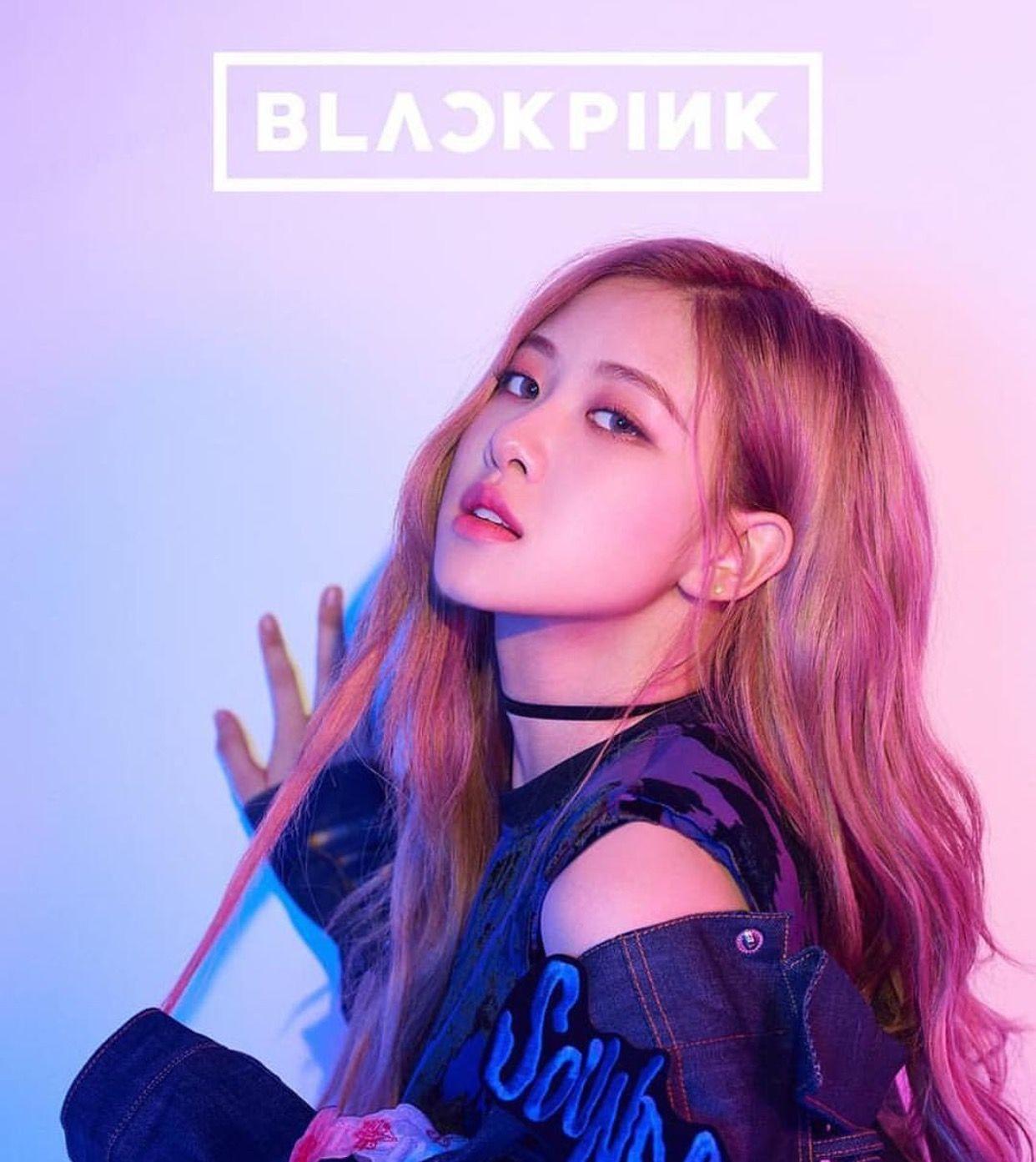 Park Chaeyoung Blackpink Rose Blackpink Rose Blackpink Black Pink Kpop