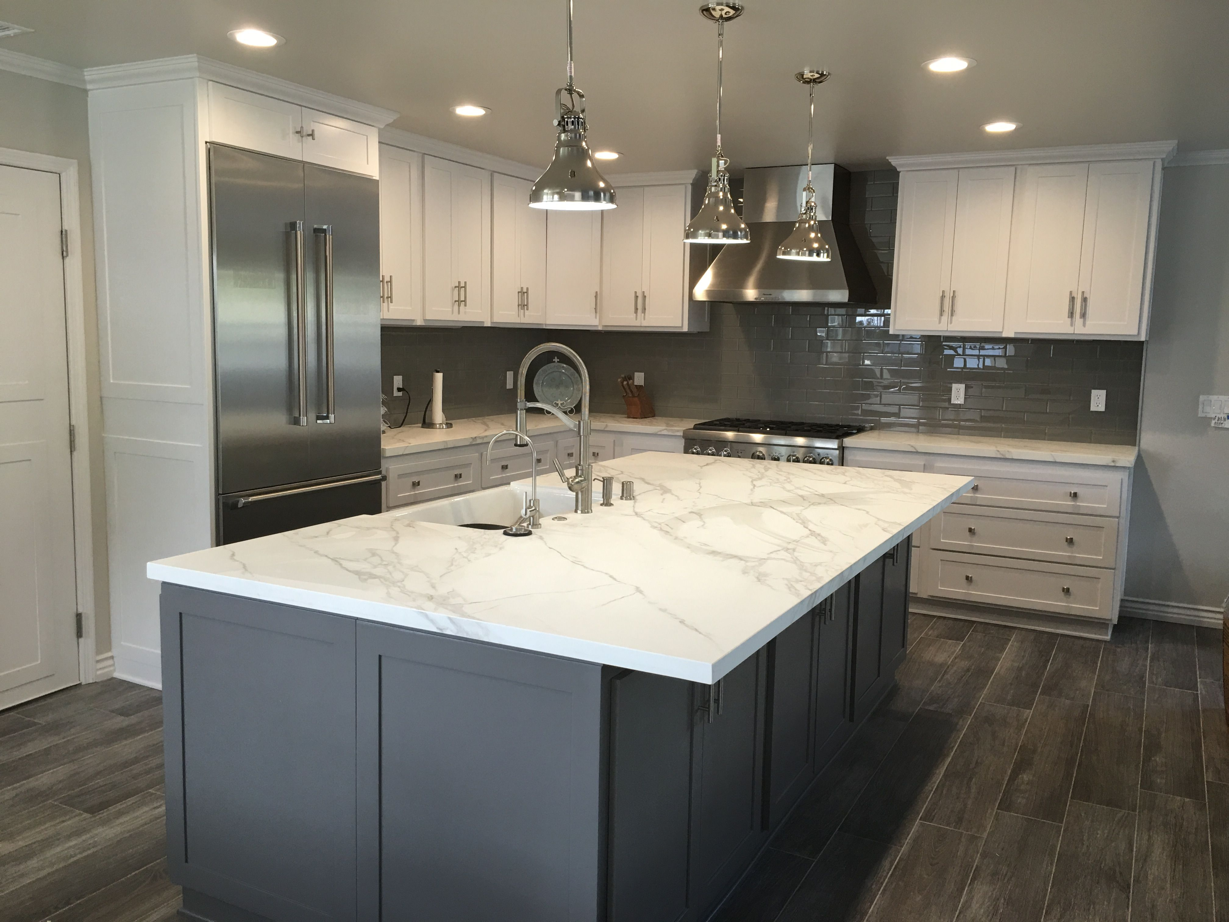 Neolith Kitchen Countertop Fabrication