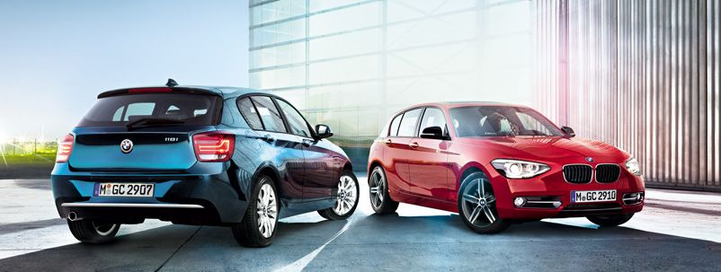 BMW 1 Series (5-door)