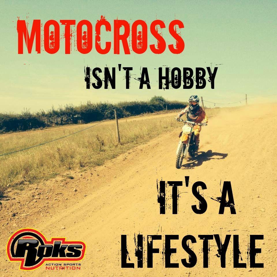 Motocross isn\'t a hobby; it\'s a lifestyle! TRUTH!! #motocross #hobby ...