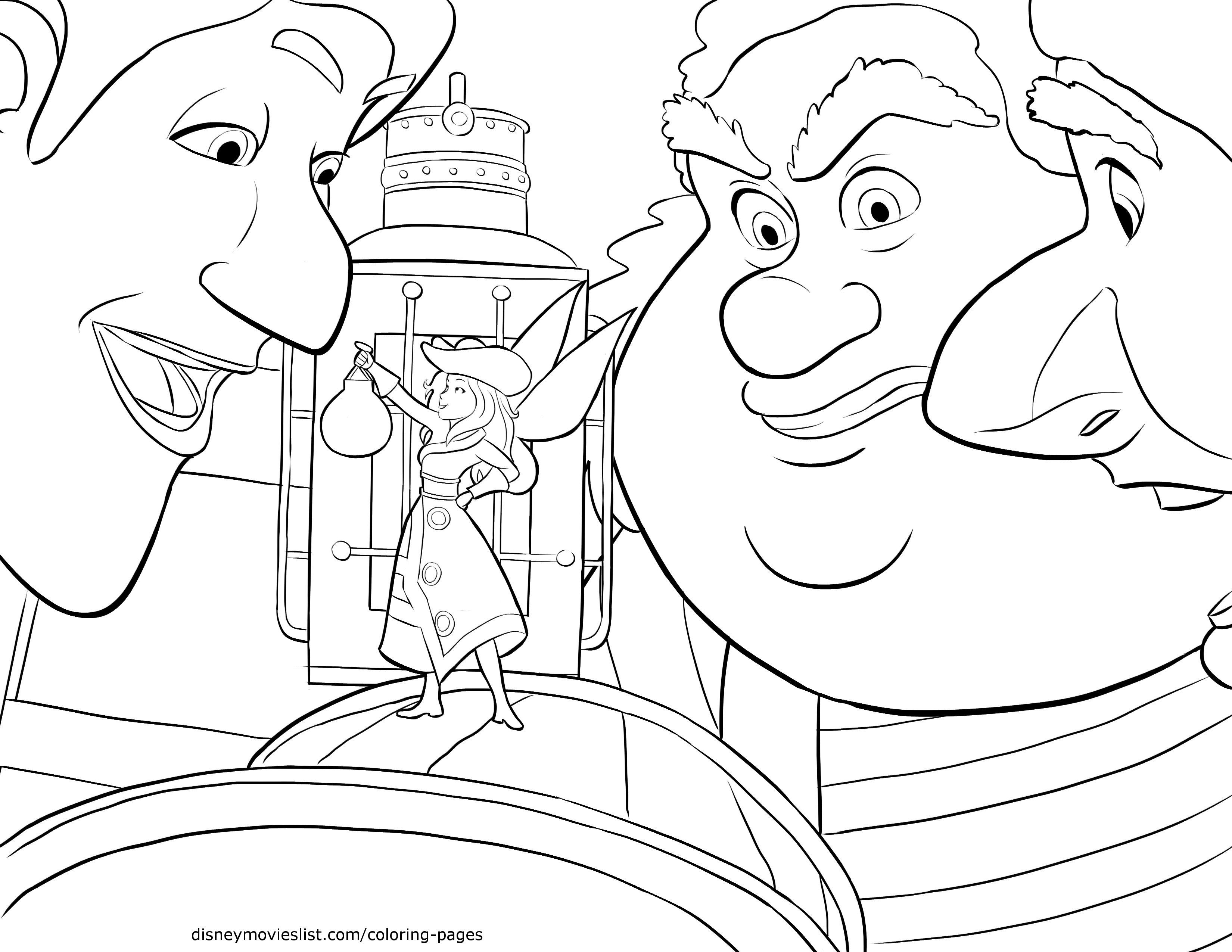 Black & white Zarina | Tinkerbell coloring pages, Fairy ...