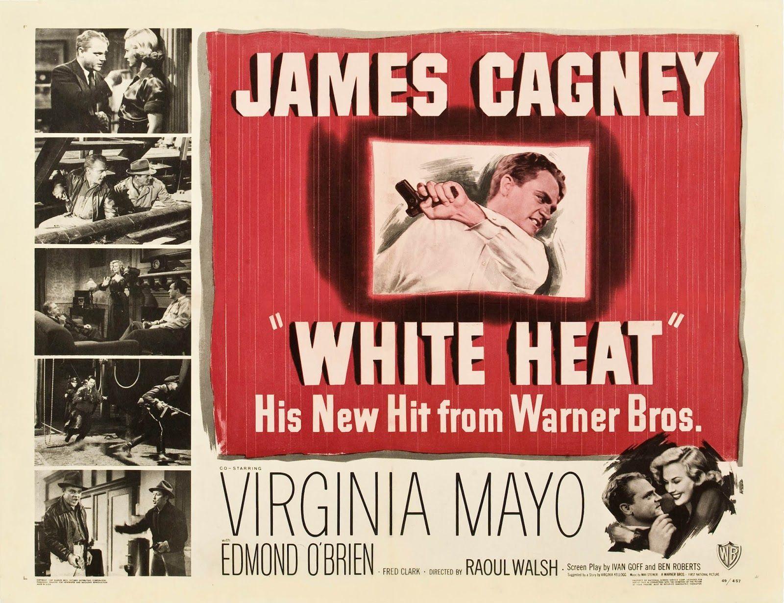 Listado De Pelis Obsoleto Al Rojo Vivo White Heat 1949 Pelis Cine Rojo Vivo