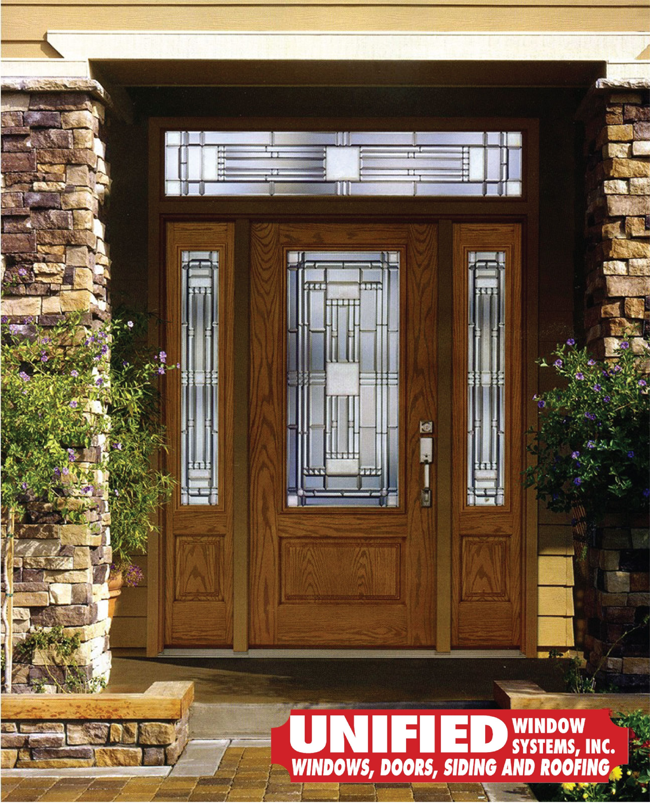 Exterior Entry Doors Entrance Wood House Wooden