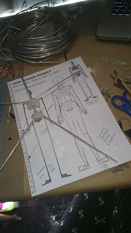 Stop motion animation project work in progress building nicas stop motion animation project work in progress building nicas armature littlenobody malvernweather Images