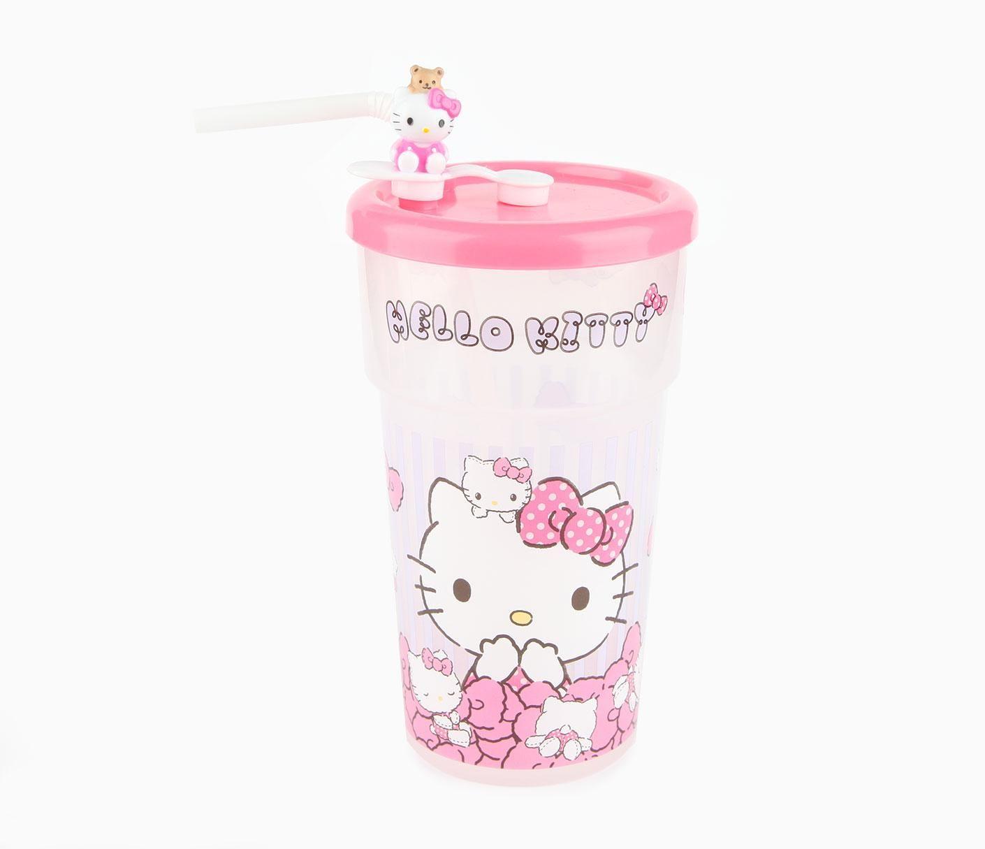 Hello Kitty Straw Cup: Doll | ✽Wishlist✽ | Pinterest | Hello kitty ...