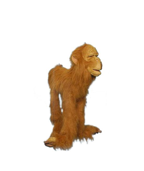 String Marionette Puppet | Large Orangutan Marionette String Puppet [WB937] - $31.95 : Puppet ...