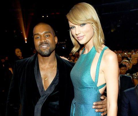 Taylor Snipes Back At Kanye In Grammys Speech She Said Taylor Swift Kanye West Taylor Swift Brother Kanye West Mom
