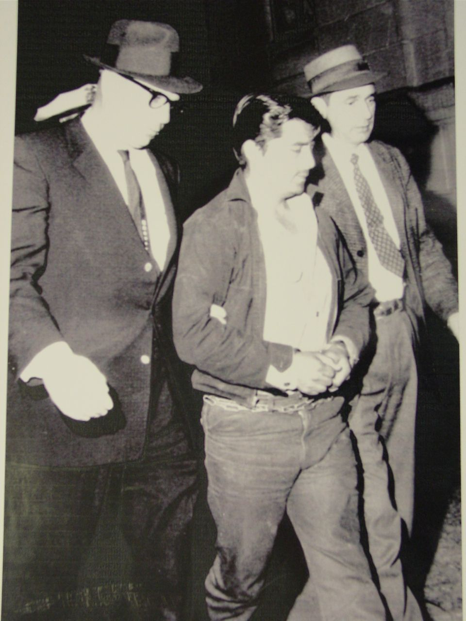 Perry Smith - one of the murderers of the Clutter family - IN COLD ...