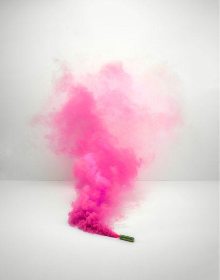 Pin By Jennifer Gillespie On Art Installation Pink Smoke Smoke Bomb Smoke Art