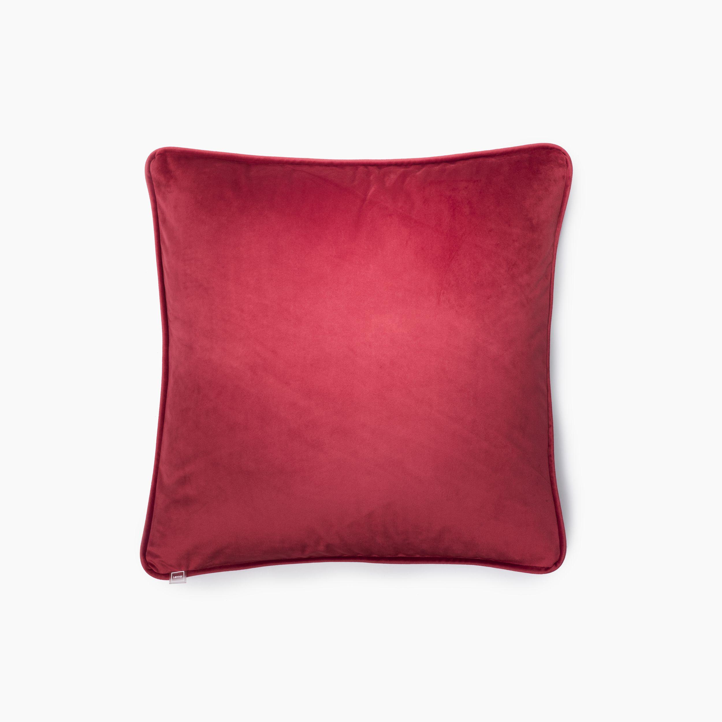 Lennol | MELANIE Cushion, Red