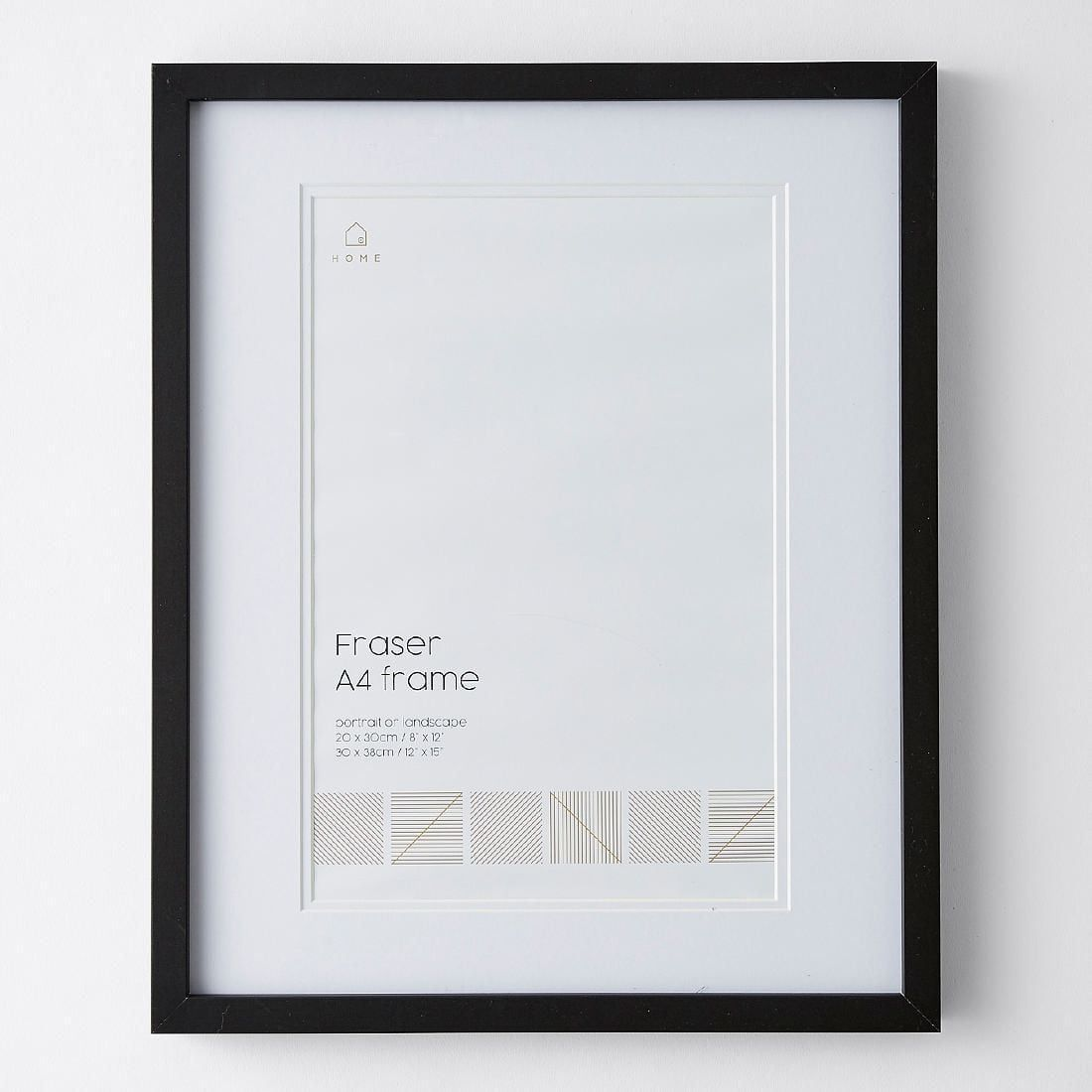 Fraser A4 Document Frame White Target Australia In 2020 Document Frame Frame White Frame