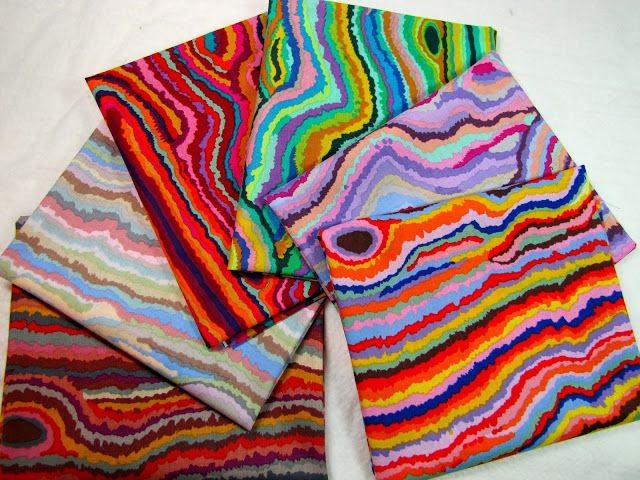 Canton Village Quilt Works: Kaffe Fassett Fabric Giveaway!!