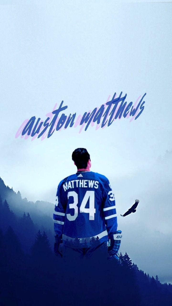 Auston Matthews Toronto Maple Leafs Wallpaper Maple Leafs Hockey Toronto Maple Leafs Hockey
