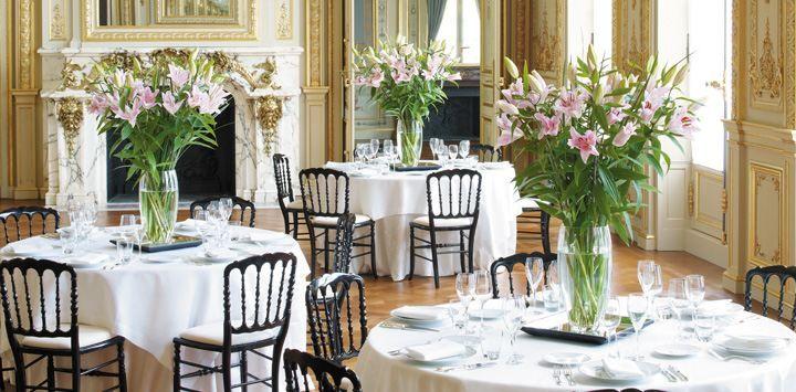 Grand Salon | Shangri-La Hotel, Paris | Paris | Pinterest ...