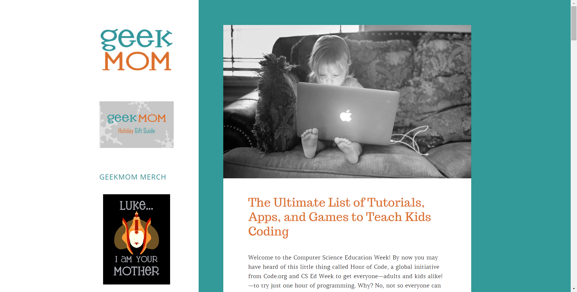 The Ultimate List of Tutorials, Apps, and Games to Teach
