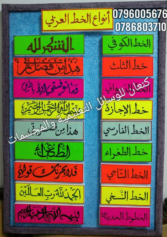نماذج للخط العربي لوحة الخطوط Cute Cartoon Wallpapers School Cartoon Wallpaper