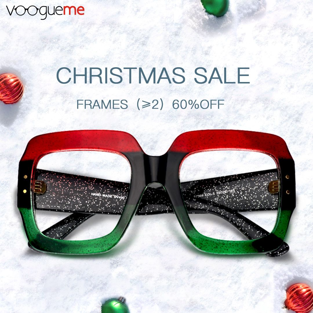 Abigail Square Eyeglasses A bold design with attractive ...